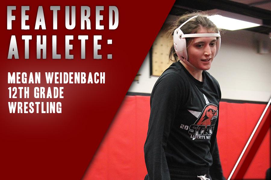 Featured+Athlete%3A+Megan+Weidenbach