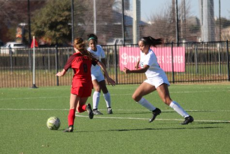 Soccer strives to start district win streak