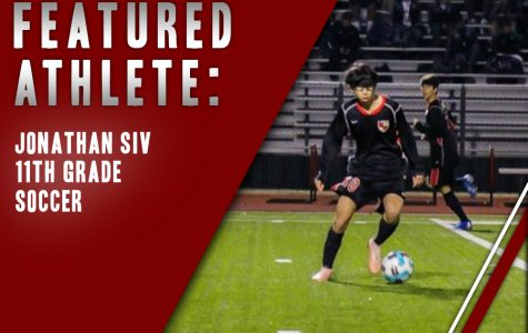 Featured Athlete: Jonathan Siv