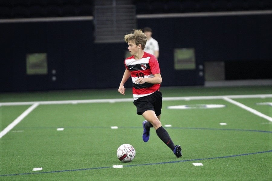 Despite their efforts, both boys' and girls' soccer failed to win against the Knights on Friday, Feb. 3, 2020. Girls' fell to 5-1 and the boys' 1-0.