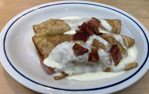 IHOP's crepes tastefully push breakfast boundaries