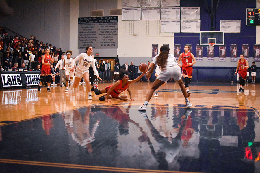 The girls and boys basketball team are back in action Friday night. The girls take the court first at 6:30, and the buys follow after at 8:00.