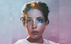 Evoking manic with Halsey's new album