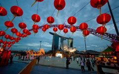 Chinese New Year starts Saturday