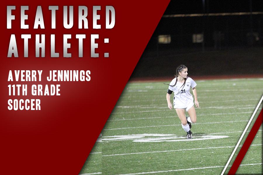 Featured Athlete: Avery Jennings