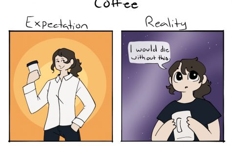Coffee addiction