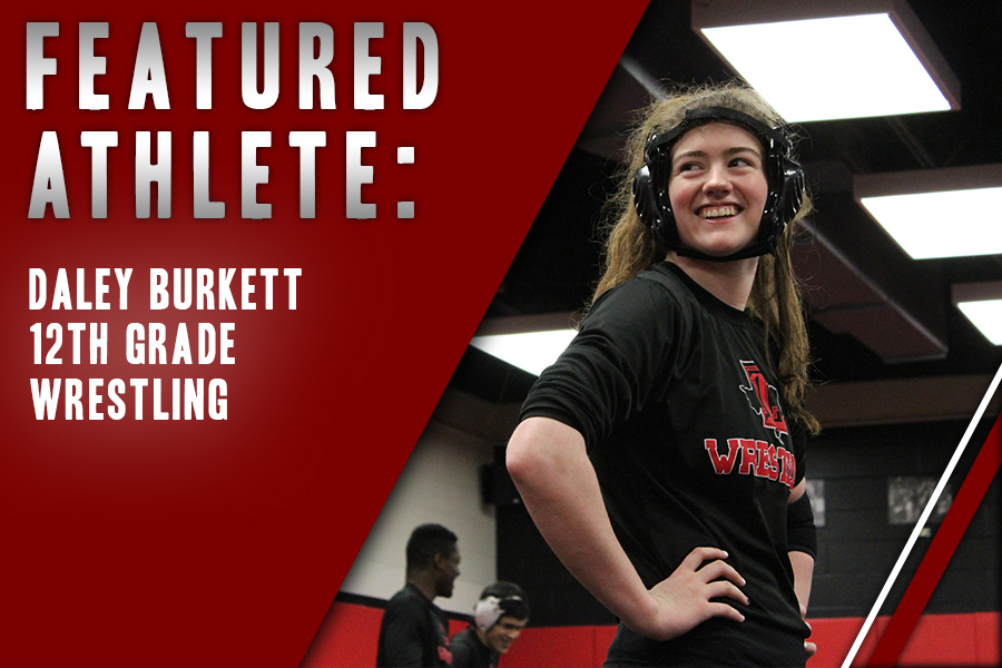 Featured Athlete: Daley Burkett