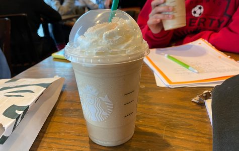 Fruity Frappuccino Mix-up