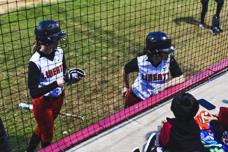 Softball took the diamond once more Friday, and fell short to Lone Star High School. With Tuesdays match up being the Warriors the team in hoping to see improvement in the next couple of practices.