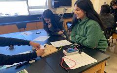 Physics classes bring light to the classroom