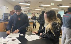 Flow of genes shows students the process of evolution