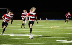 Looking to continue their winning streak, soccer plays the Trail Blazers