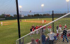 Redhawks take full swing into baseball season