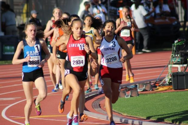Taking part in The Colony Cougar Invitational Thursday at Tommy Brigs Stadium, the track and field team begins competition with field events and the 3200 meter run at 3:30 p.m., and the rest of the events starting at 5:30 p.m.