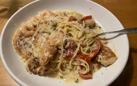 Olive Garden delights at steep price