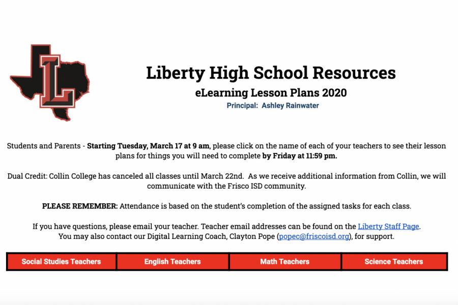 With the campus closing for at least one week due to the COVID-19 outbreak, Redhawks begin eLearning on March 17.
