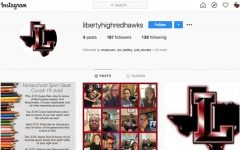 School launches Instagram to share Redhawk pride