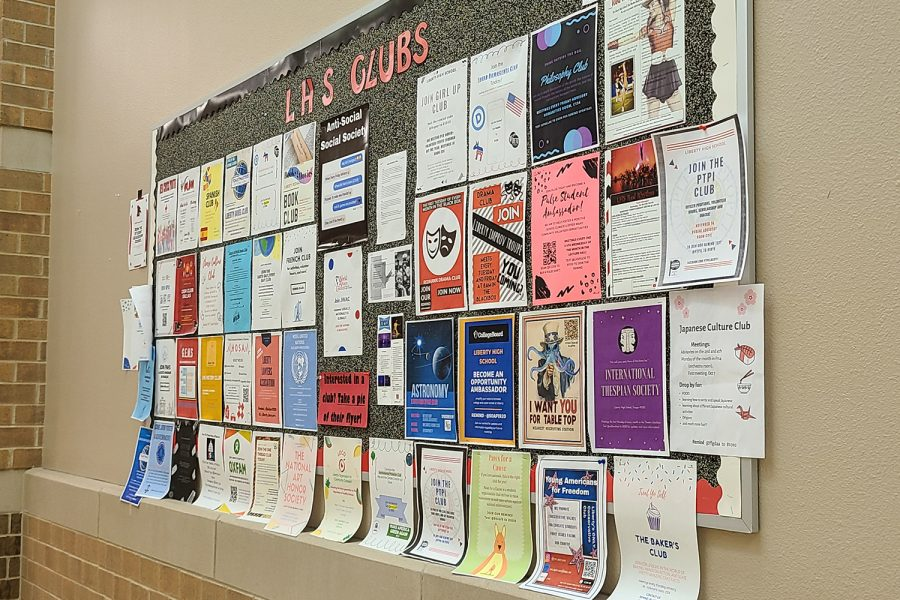 The deadline to register clubs is fast approaching. Students must have a sponsor, paperwork, and approval from an assistant principal in order to register.