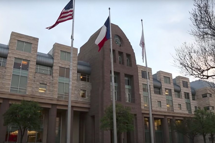 The Frisco Economic Development Corporation held its monthly board meeting on Wednesday via conference call. This was the first time the FEDC held a meeting using a call-in format.