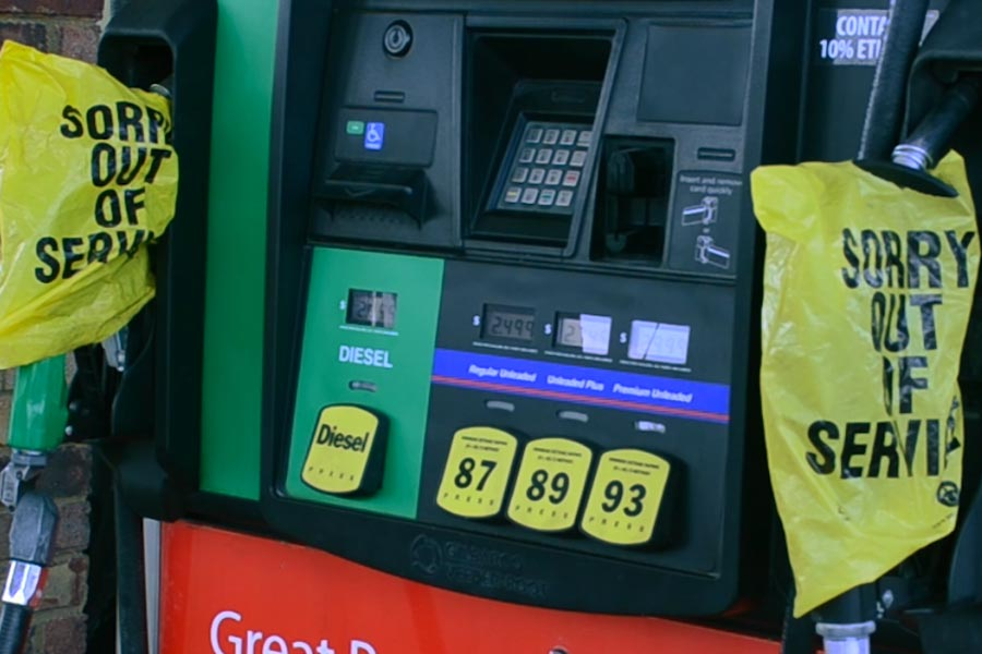 Amid the COVID-19 pandemic and the Saudi Arabia-Russia oil price war, gas prices averaged under $1.50 on Tuesday at stations near campus.