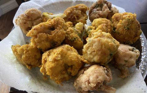 Fried cauliflower elevates healthy snack