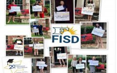 With it's annual Scholarship Night cancelled due to limitations of social interactions, this year the Frisco Education Foundation delivered news of scholarships to the homes of students.