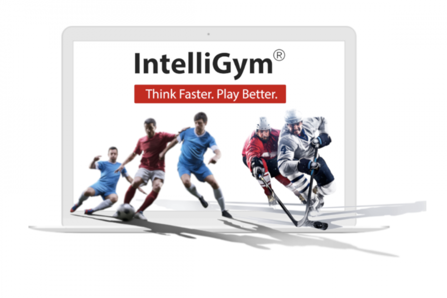 Soccer works with IntelliGym technology to sharpen skills