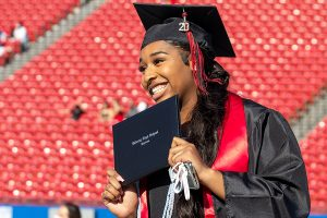 Despite pandemic, the class of 2020 gets its graduation ceremony