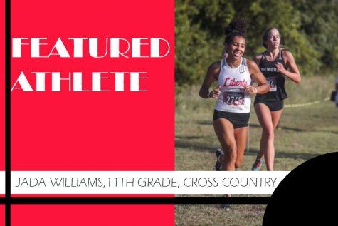 Featured Athlete: Jada Williams