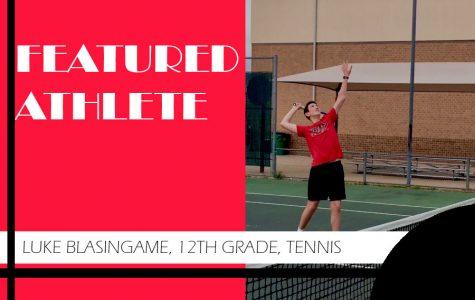 Featured Athlete: Luke Blasingame