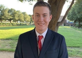 Senior Jack Milleson was selected for this years American Legion Texas Boys State, a selective program that teaches high school boys about citizenship and government.