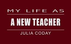My Life As: a new teacher