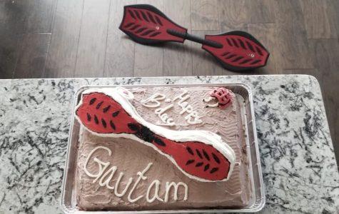 Ripstick Birthday Cake