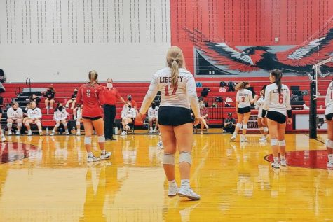 Volleyball earned their first win of the year on Friday night against Bishop Lynch, winning 3-2. Although on Saturday, the team fell short  to McKinney North 3-0.