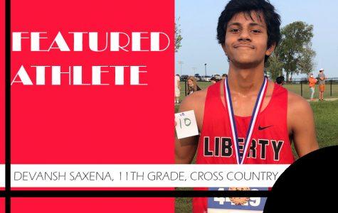 Feature Athlete: Devansh Saxena