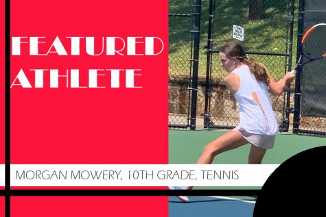 Featured Athlete: Morgan Mowery