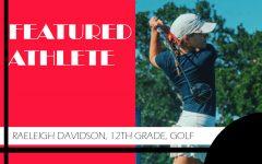 Featured Athlete: Raeleigh Davidson