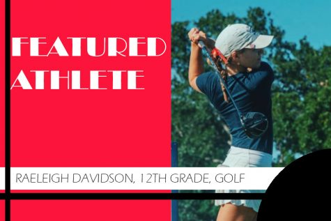 Featured Athlete: Raeleigh Davidson