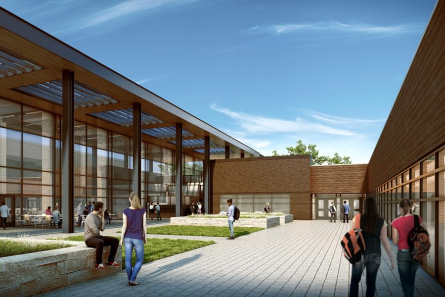 After being delayed due to uncertainty concerning COVID-19, plans for the 12th high school in Frisco ISD are once again back on track with the currently unnamed school opening in 2022.   Frisco ISD high school number 12 will be located northeast of Teel Parkway and Dakotah Road, near the future site of the PGA headquarters and golf courses.