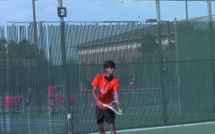 Kicking off the season, tennis played Centennial on Tuesday. Although the Redhawks fell 13-6, they now prepare for the upcoming matches.