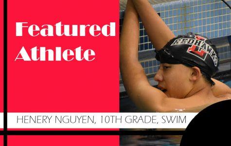 Feature Athlete: Henry Nguyen