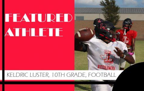 Feature Athlete: Keldric Luster