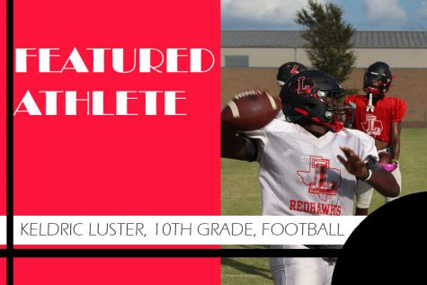 Feature Athlete: Keldric Luster