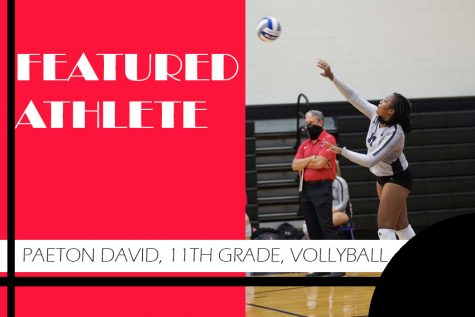 Feature Athlete: Paeton Davis