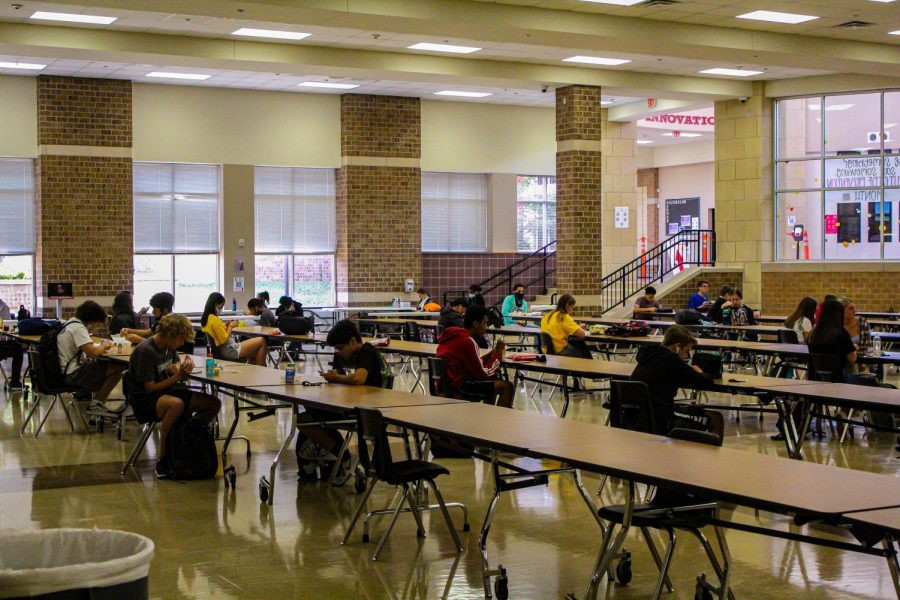 All Frisco ISD students will be a part of the free meal program for the 2021-2022 school year.