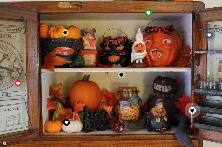 Hear students share their Halloween plans