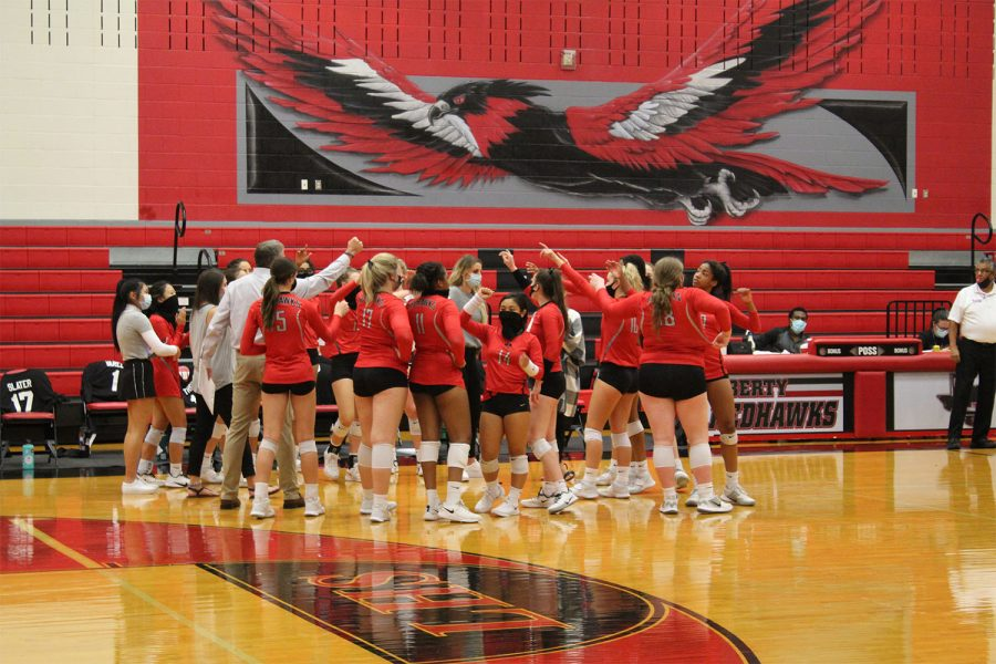 The Redhawks come out of the weekend with a 4-1 loss in the NISD Classic volleyball tournament. The team looks to improve the score gap in their final non-district match of the season Tuesday.