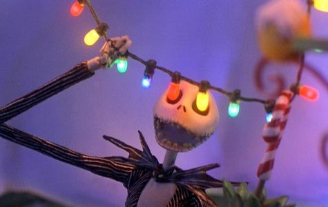 """The making of """"Nightmare Before Christmas"""""""