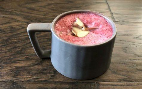 Goodbye Gluten: berry smoothie