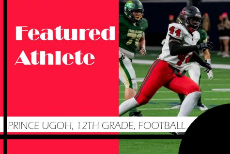 Feature Athlete: Prince Ugho